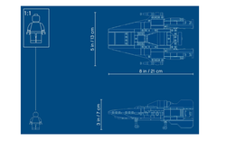 75248 Direniş A-Wing Starfighter'ı - Thumbnail