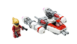 LEGO - 75263 Resistance Y-wing™ Mikro Savaşçı