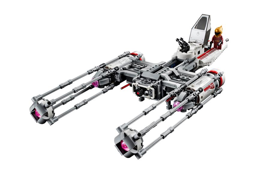 75249 LEGO Star Wars Direniş Y-Wing Starfighter'ı