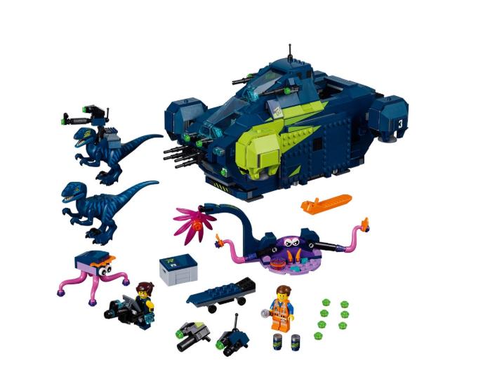70835 Rex's Rexplorer!