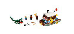 LEGO - 31093 Riverside Houseboat