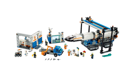 LEGO - 60229 Rocket Assembly and Transport