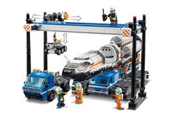 60229 LEGO City Roket Montaj ve Nakliyesi - Thumbnail