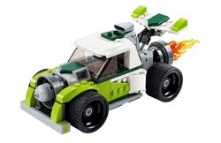 LEGO - 31103 3'ü 1 arada Roket Kamyon
