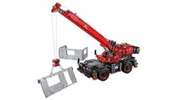 LEGO - 42082 Rough Terrain Crane V29