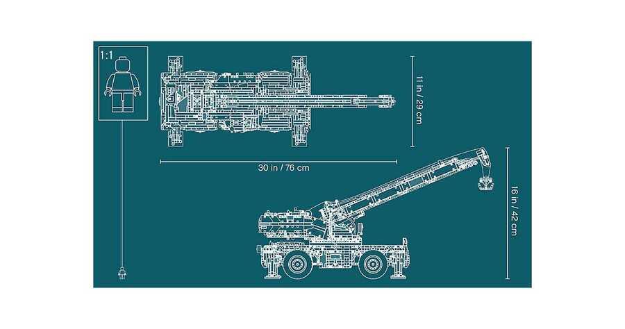 42082 Rough Terrain Crane V29
