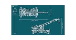 42082 Rough Terrain Crane V29 - Thumbnail