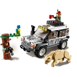 LEGO - LEGO® City 60267 Safari Jipi