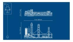 21043 LEGO Architecture San Francisco - Thumbnail