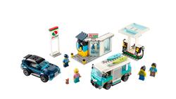 LEGO - 60257 Servis İstasyonu