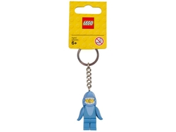 - 853666 Shark Suit Guy Key Chain