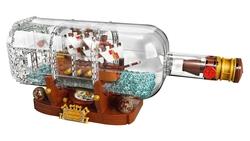 LEGO - 21313 Ship in a Bottle