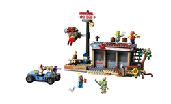 LEGO - 70422 Karides Büfesi Saldırısı