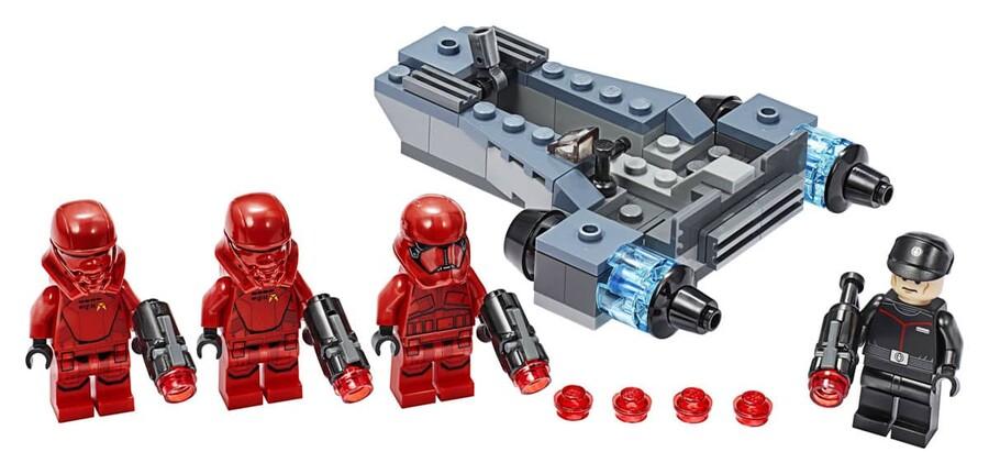 75266 LEGO Star Wars Sith Trooper'lar Savaş Paketi