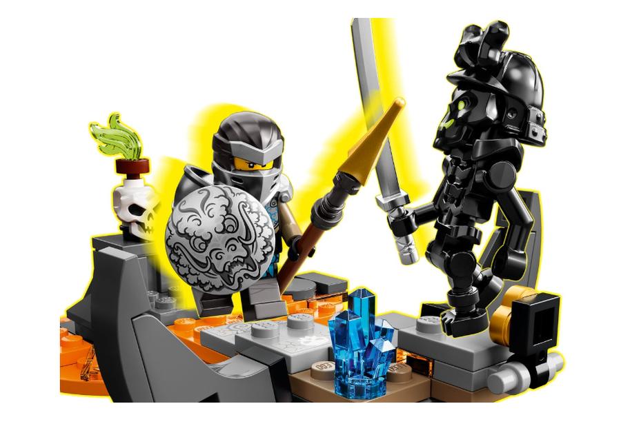 71721 LEGO Ninjago Kafatası Büyücüsü'nün Ejderhası