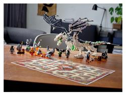 71721 LEGO Ninjago Kafatası Büyücüsü'nün Ejderhası - Thumbnail