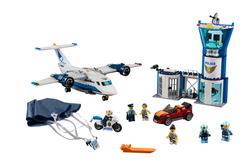 LEGO - 60210 Sky Police Air Base