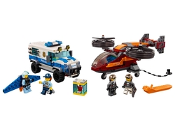 LEGO - 60209 Sky Police Diamond Heist