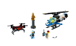 LEGO - 60207 Sky Police Drone Chase