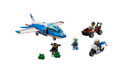 LEGO - 60208 Sky Police Parachute Arrest