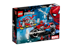 76113 Spider-Man Motosikletli Kurtarma - Thumbnail