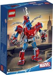76146 LEGO Marvel Spider-Man Robotu - Thumbnail