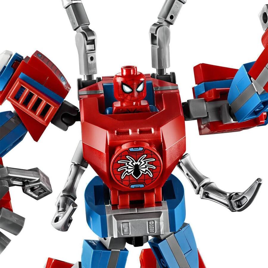 76146 LEGO Marvel Spider-Man Robotu