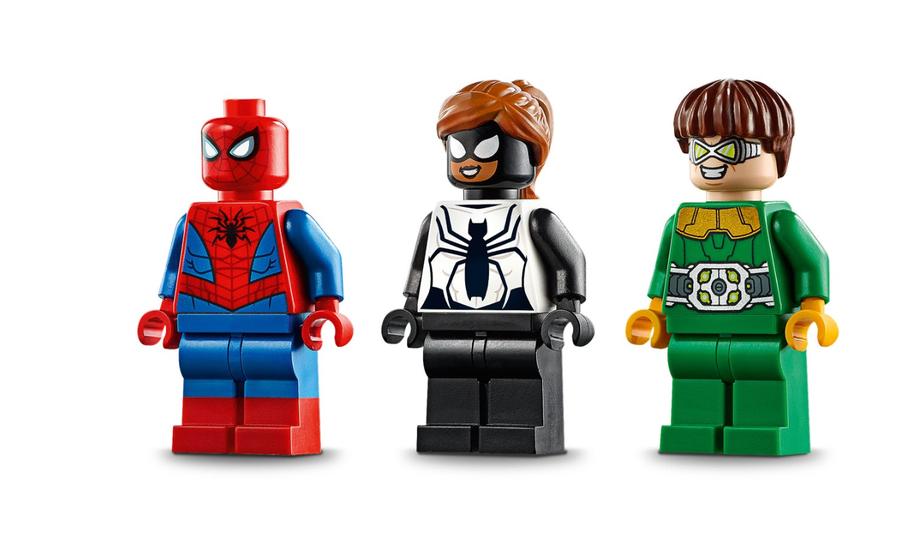 76148 Spider-Man: Spider-Man, Doktor Octopus'a karşı