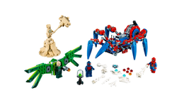 LEGO - 76114 Spider-Man'in Örümcek Aracı