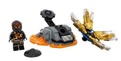 LEGO - 70685 LEGO Ninjago Spinjitzu Patlaması - Cole