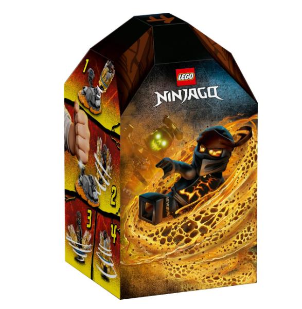 70685 LEGO Ninjago Spinjitzu Patlaması - Cole