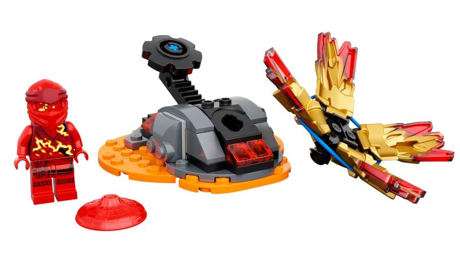 70686 LEGO Ninjago Spinjitzu Patlaması - Kai
