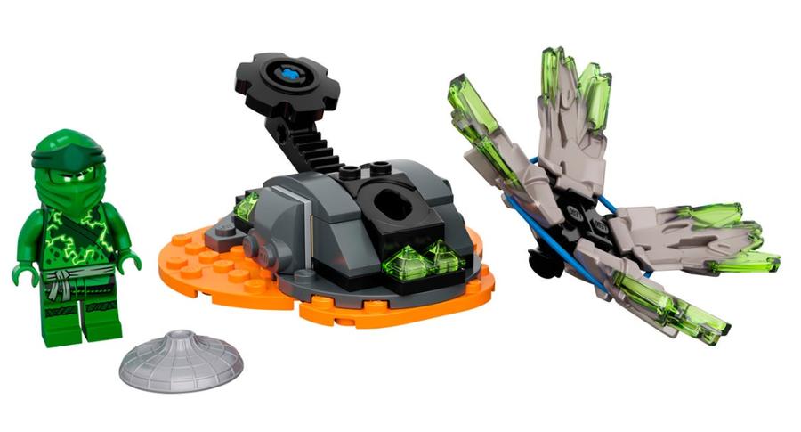70687 LEGO Ninjago Spinjitzu Patlaması - Lloyd