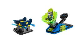 LEGO - 70682 Spinjitzu Çarpışması - Jay