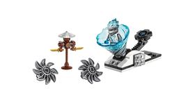 LEGO - 70683 Spinjitzu Çarpışması - Zane