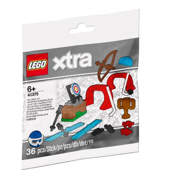 40375 LEGO xtra Spor Aksesuarları