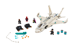 LEGO - 76130 Stark Jet and the Drone Attack