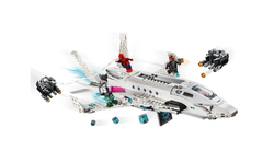 76130 Stark Jet and the Drone Attack - Thumbnail