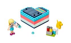 LEGO - 41386 Stephanie'nin Yaz Kalp Kutusu