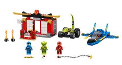 LEGO - 71703 LEGO Ninjago Fırtına Uçağı Savaşı