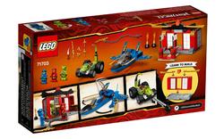 71703 LEGO Ninjago Fırtına Uçağı Savaşı - Thumbnail