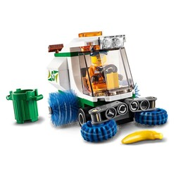 60249 LEGO City Sokak Süpürme Aracı - Thumbnail
