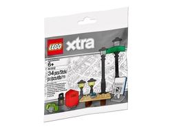 LEGO - 40312 Sokak Lambaları