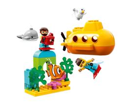 LEGO - 10910 LEGO DUPLO Town Denizaltı Macerası