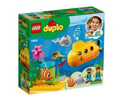 10910 LEGO DUPLO Town Denizaltı Macerası - Thumbnail