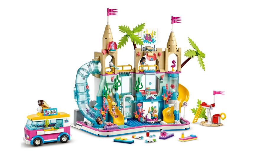 41430 LEGO Friends Yaz Eğlencesi Su Parkı