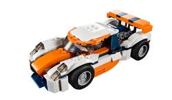 LEGO - 31089 LEGO Creator Gün Batımı Yarış Arabası