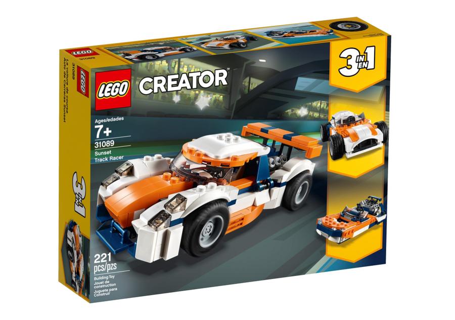 31089 LEGO Creator Gün Batımı Yarış Arabası