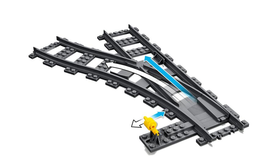 60238 LEGO City Değiştiren Makaslar