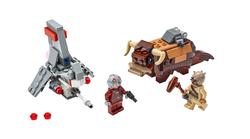 LEGO - 75265 T-16 Skyhopper™ ve Bantha™ Mikro Savaşçılar